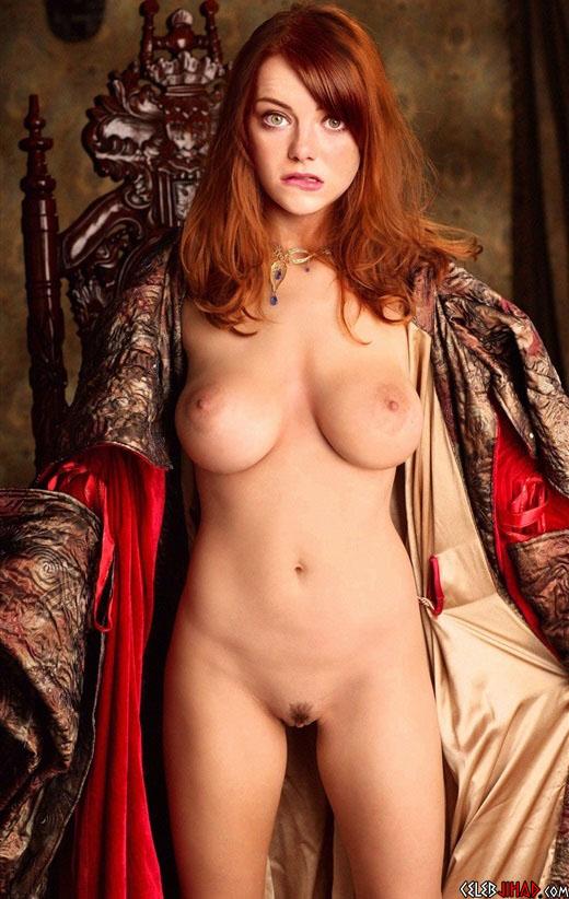 Emma Stone nude desnuda xxx hot pics (3)