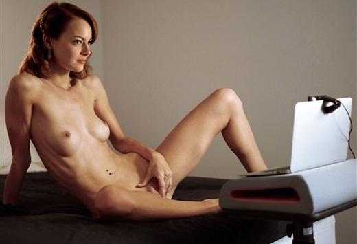 Emma Stone nude desnuda xxx hot pics (5)