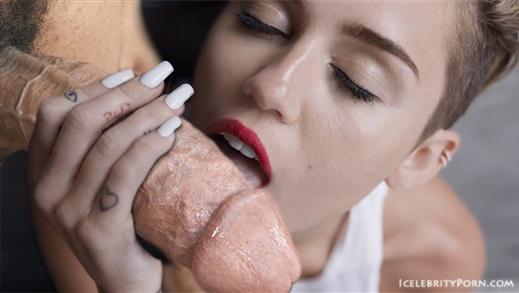 Miley Cyrus Desnuda xxx Porno Sex Tape
