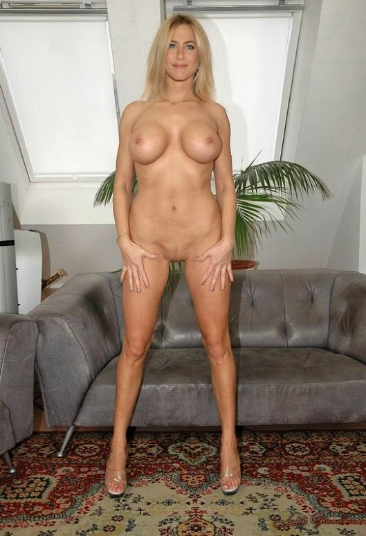 Very Jennifer aniston nude video